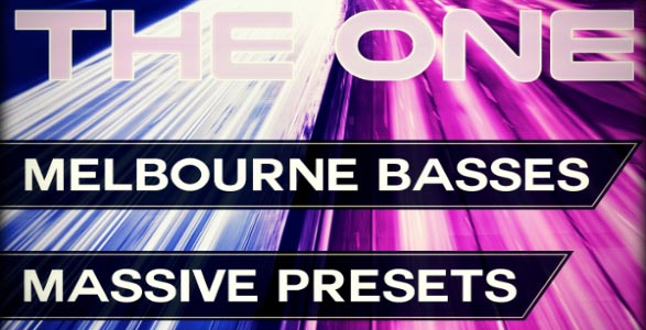 THE ONE: Melbourne Basses Massive Presets