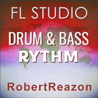 Drum & Bass Rythm FL Studio Template