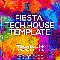 Fiesta Tech House FL Studio Template (Toolroom Style)