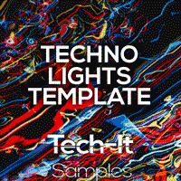 Techno Lights Ableton Template (Boris Brejcha Style)